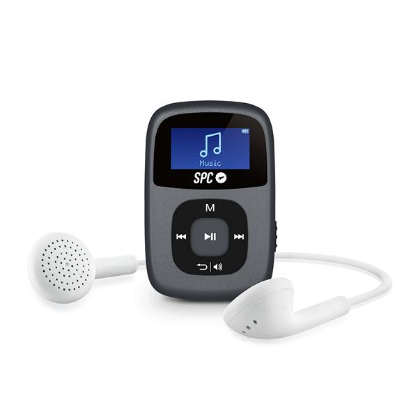 Odtwarzacz MP3 SPC Sparrow 8648N 8GB RADIO WAV WMA Czarny