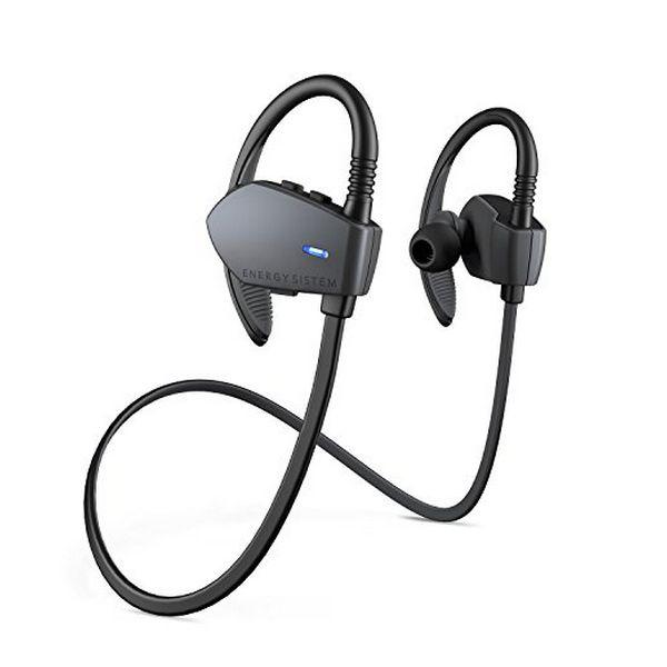 Sportovní Handsfree s Mikrofonem Energy Sistem Sport 1 Bluetooth Šedý