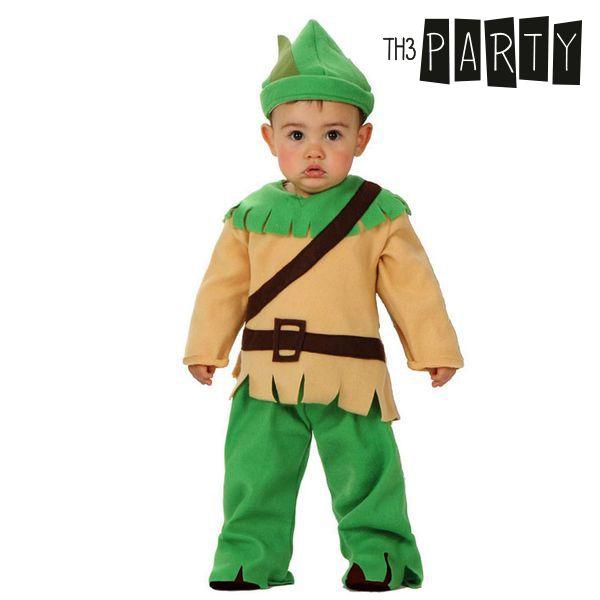 Kostium dla Niemowląt Th3 Party Dziecko z lasu - 6-12 miesięcy