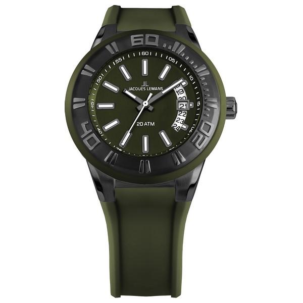 Unisex hodinky Jacques Lemans 1-1784K (50 mm)