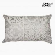 Poduszka Beżowy (30 x 10 x 50 cm) by Loom In Bloom
