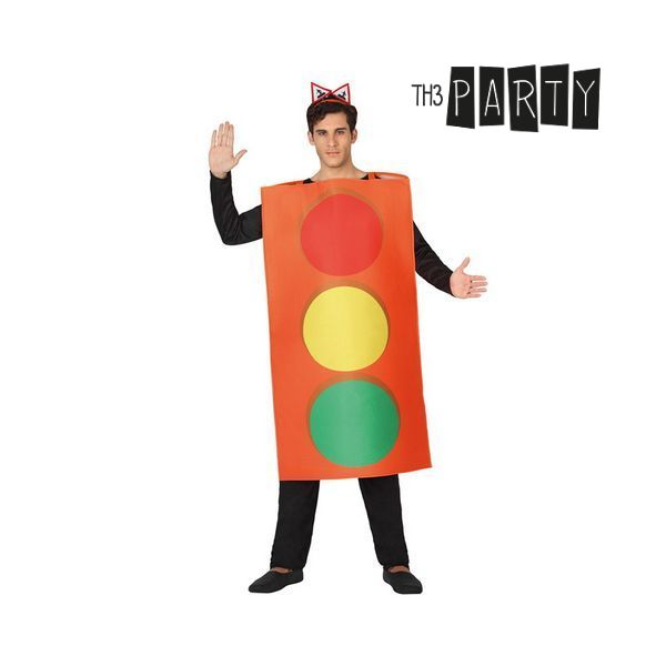 Kostým pro dospělé Th3 Party 6563 Semafor