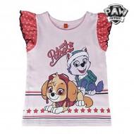 Koszulka z krótkim rękawem dla dzieci The Paw Patrol 419 (rozmiar 3 lat)