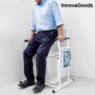 Pomocná Madla na WC se Stojanem na Časopisy InnovaGoods