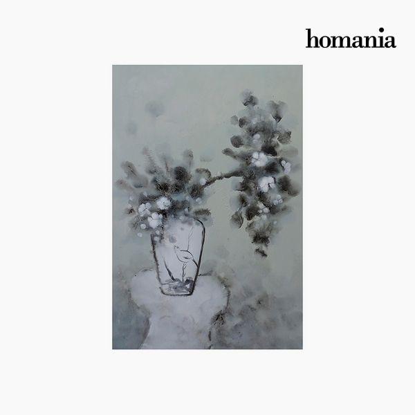 Obraz Olejny (60 x 4 x 90 cm) by Homania