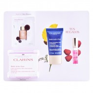 Souprava sdámskou kosmetikou Multi-active Jour Clarins (4 pcs)