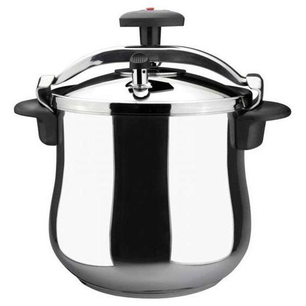 Pressure cooker Magefesa 01OPSTABO10 10 L Nerezová ocel