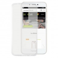Puzdro na mobil Huawei Honor 6a Flex Transparentná