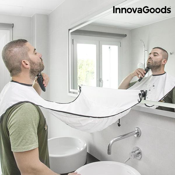 Zástěra na Holení s Přísavkami InnovaGoods