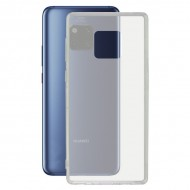 Puzdro na mobil Huawei Mate 20 Pro Flex Transparentná