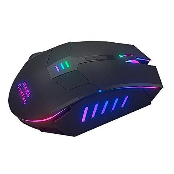 Herní myš Tacens Mars MM116 3200 dpi Černý