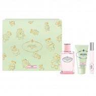 Souprava sdámským parfémem Infusion Rose Prada (3 pcs)