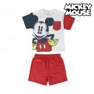 Fiú Nyári Pizsamát Mickey Mouse 1911 (6 év méret) c84b5ab407