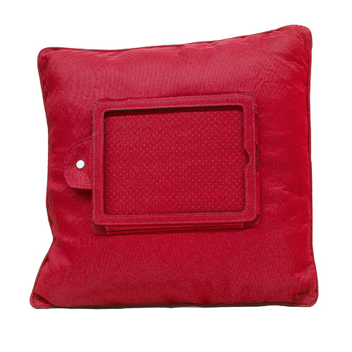 iPad Polštář - Červený