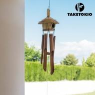 Bambusová Zvonkohra Domek TakeTokio