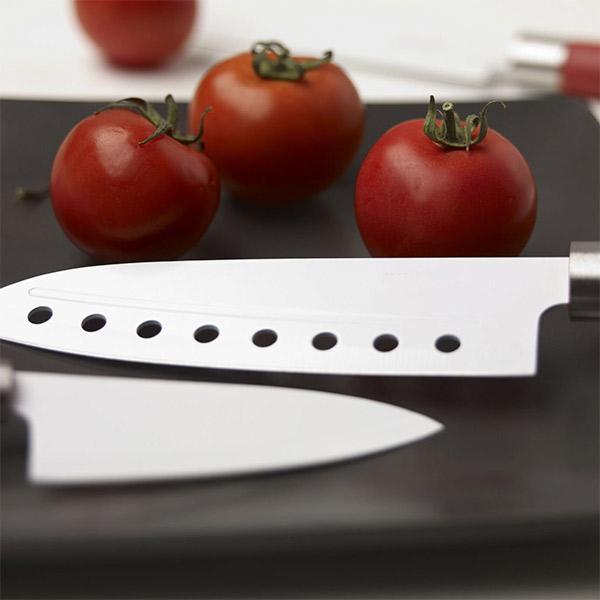 Keramické Nože Santoku (sada 4 kusů)