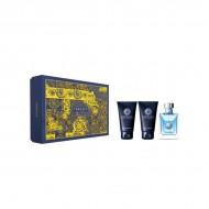 Souprava spánským parfémem Pour Homme Versace (3 pcs)