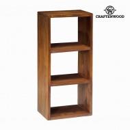 3patrová knihovna - Serious Line Kolekce by Craftenwood