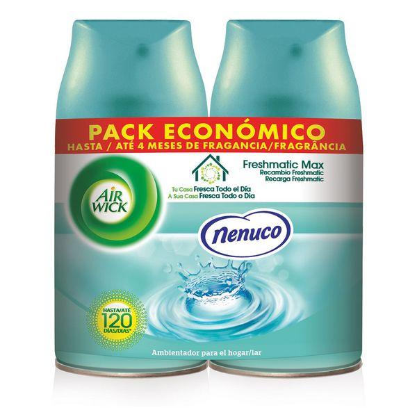 Náhradní Náplň Air Wick FreshMatic Duplo Nenuco 2 x 250 ml