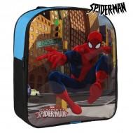 485ec815f18 Školní batoh Spiderman 70808 Modrý Černý
