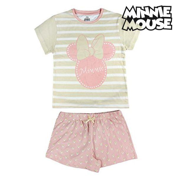 Fiú Nyári Pizsamát Minnie Mouse 6152 (5 év méret)  806f806f0d