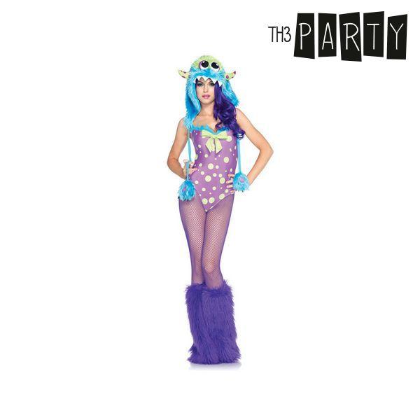 Kostým pro dospělé Th3 Party Sexy monštrum - S