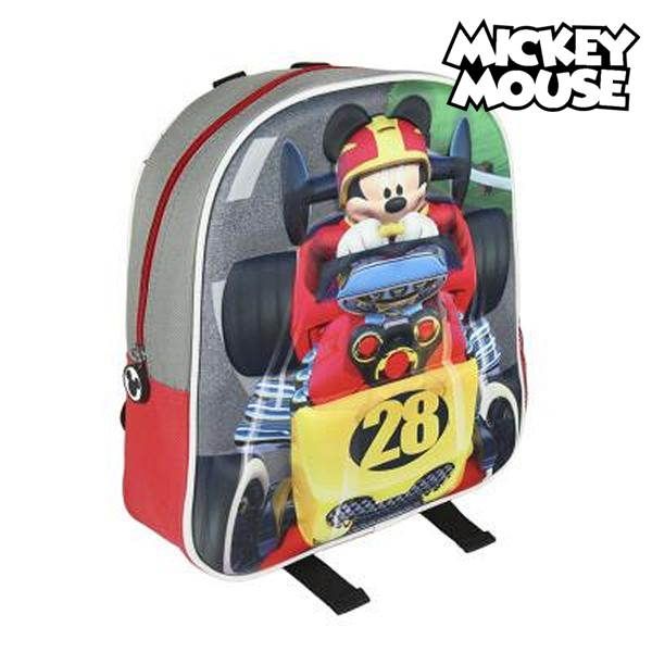 Plecak szkolny 3D Mickey Mouse 321