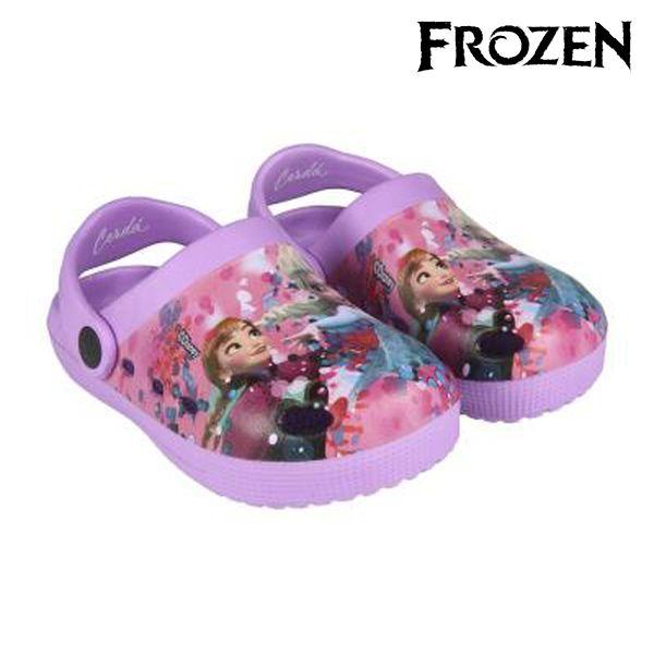Plážové pantofle Frozen 5642 (velikost 27)