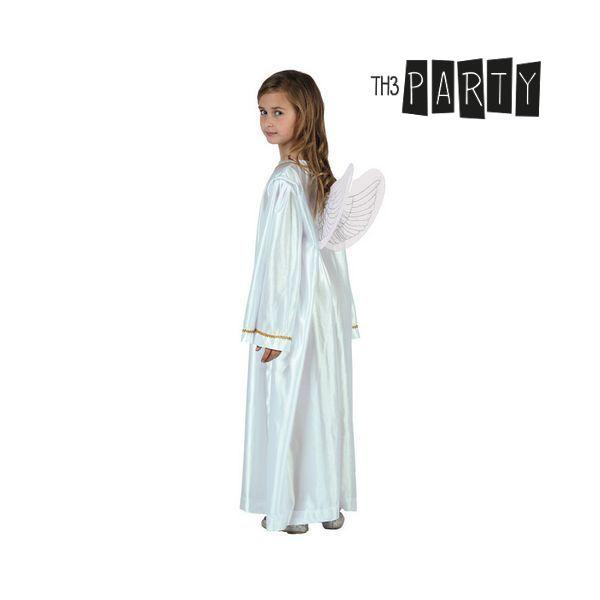 Kostium dla Dzieci Th3 Party Niebieski anioł - 5-6 lat