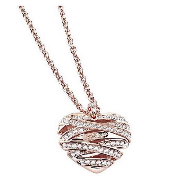 Dámský náhrdelník Guess UBN21620 (81 cm)