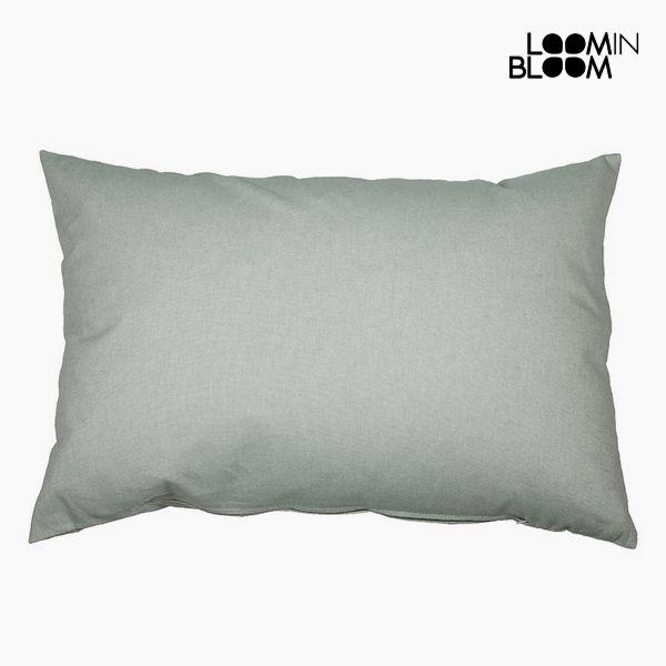 Polštářek Bavlna a polyester Zelená (50 x 70 x 10 cm) by Loom In Bloom