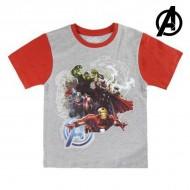 Koszulka z krótkim rękawem dla dzieci The Avengers 7821 (rozmiar 7 lat)