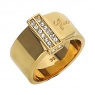 Dámský prsten Guess UBR28512-54 (17,19 mm)