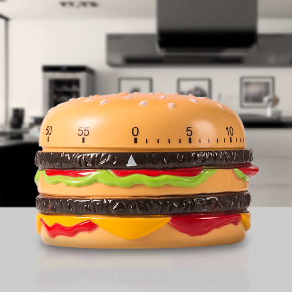 Minutnik Kuchenny Hamburger