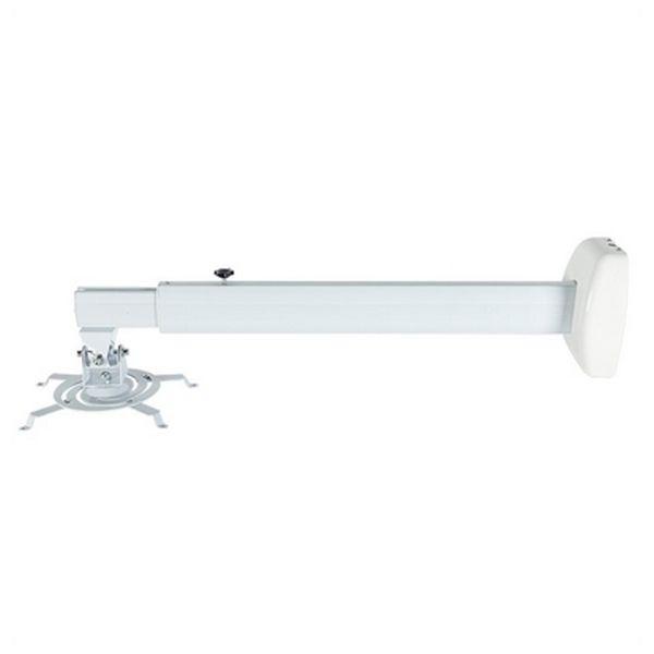 Nastavitelný držák pro projektor na zeď iggual SPP01-M IGG314517 -42 - 42° Hliník Bílý