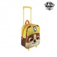 Plecak szkolny 3D z kółkami The Paw Patrol 90156