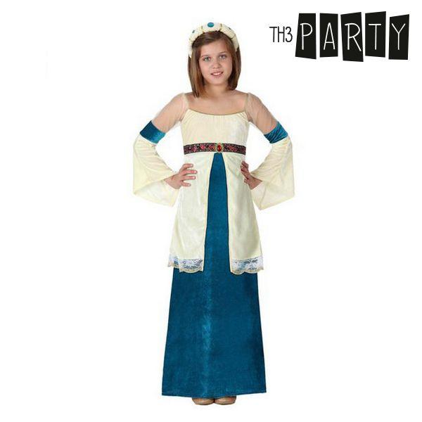 Kostým pro děti Th3 Party Středověká dáma - 5–6 roků