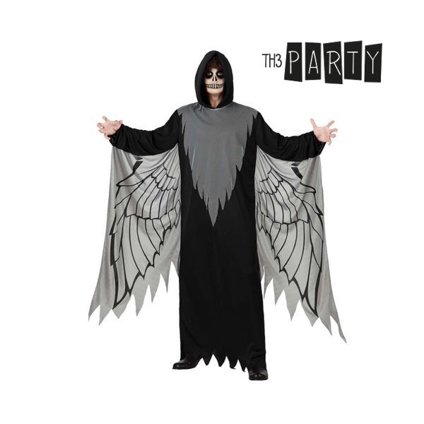 Kostium dla Dorosłych Th3 Party 9354 Czarny anioł