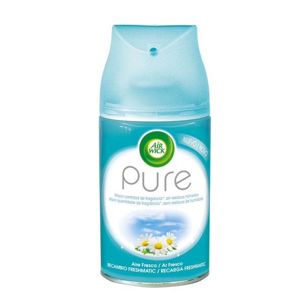 Náplň do Osvěžovače Vzduchu Air Wick FreshMatic Pure Fresh Air 250 ml