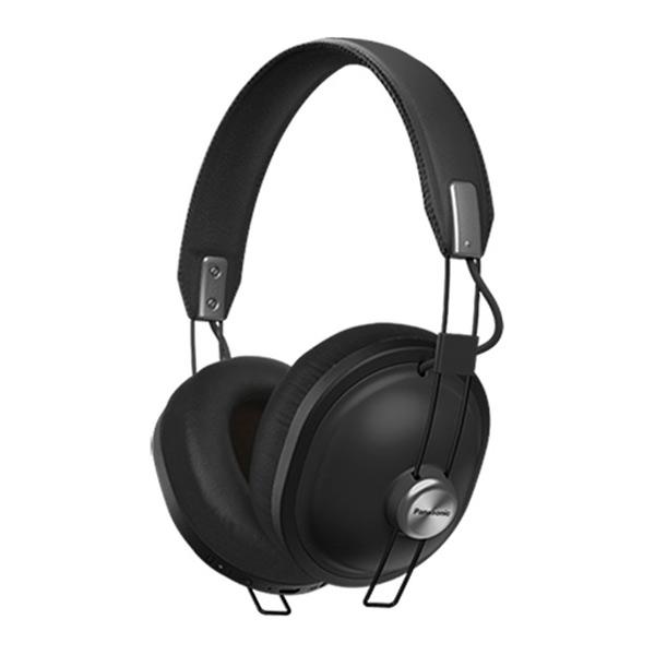 Sluchátka s Bluetooth Panasonic RP-HTX80BE-K Černý