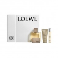 Souprava spánským parfémem Solo Cedro Loewe (3 pcs)