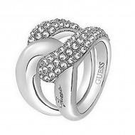 Dámský prsten Guess UBR72504-58 (18,47 mm)