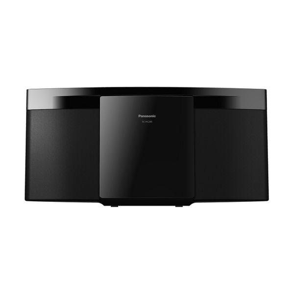 Sprzęt Muzyczny Panasonic SCHC295EGK MP3 USB BLUETOOTH 20W Czarny
