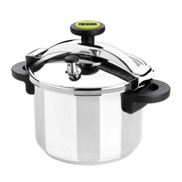 Pressure cooker Monix M530001 4 L Nerezová ocel