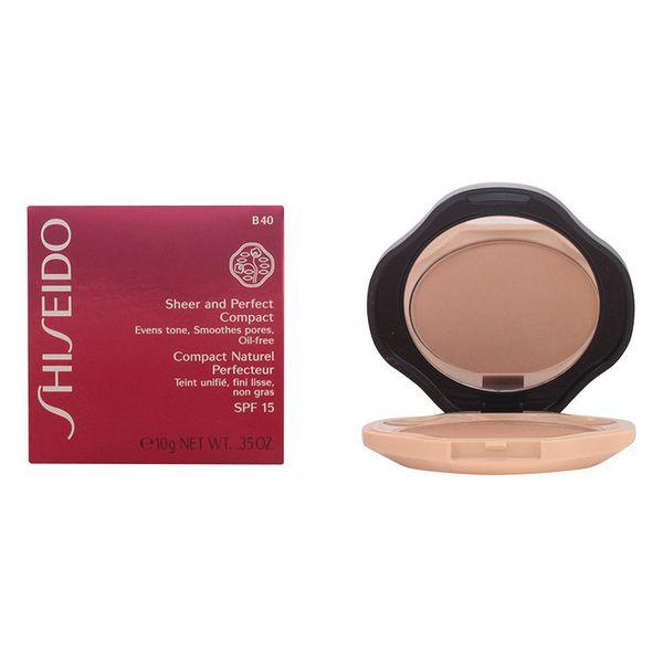 Kompaktní make-up Shiseido 420