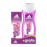 Souprava sdámským parfémem Natural Vitality Adidas (2 pcs)