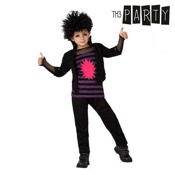 Kostium dla Dzieci Th3 Party Punk - 7-9 lat