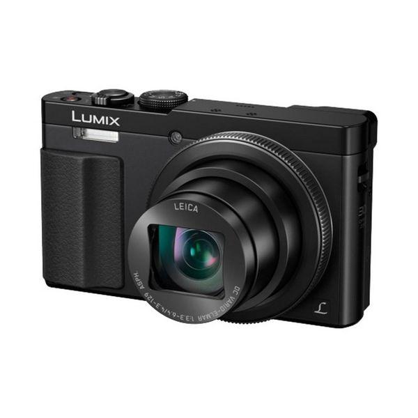 Aparat kompaktowy Panasonic DMC-TZ70EP-S WIFI Czarny