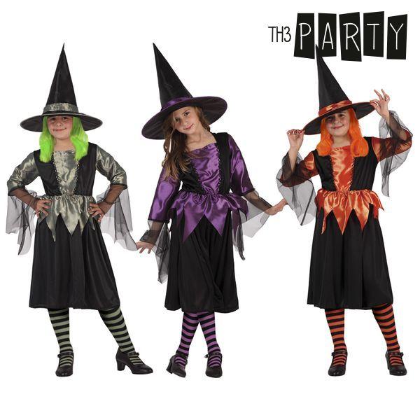 Kostium dla Dzieci Th3 Party Czarownica - 3-4 lata