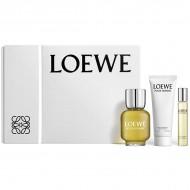 Souprava spánským parfémem Pour Homme Loewe (3 pcs)